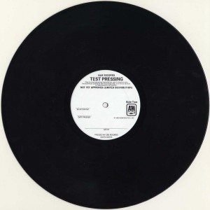 True Colours (USA Test Pressing LP)