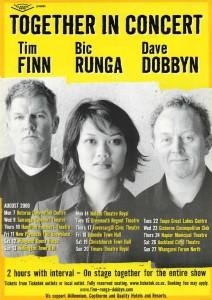 Tauranga 2006 (New Zealand Promo Poster)