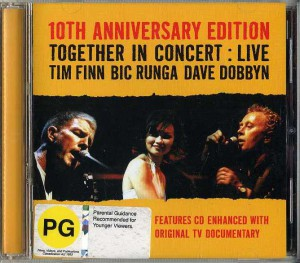 Together In Concert: Live (New Zealand 10th Anniversary Edition CD)