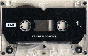 Time On Earth (Indonesia Cassette)