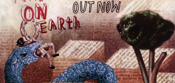 Time On Earth (UK Promo Display Flat)