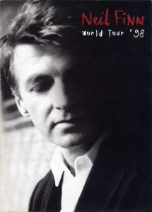 World Tour '98 (UK Tour Programme)