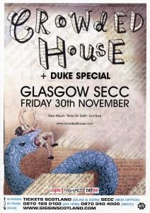 Glasgow 2007 (UK Promo Poster)