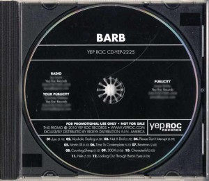 Barb (USA Promo CD)