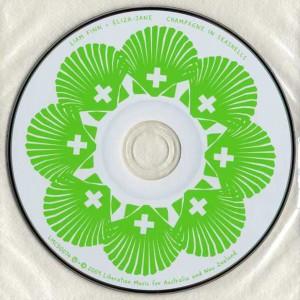Champagne In Seashells (Australia CD)