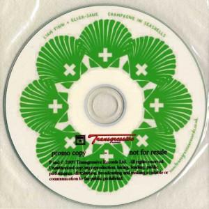 Champagne In Seashells (UK Promo CD-R)