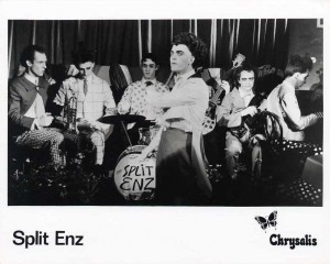 Split Enz 1977 (UK Promo Photo)