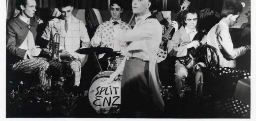 Split Enz 1977 (UK Promo Photo)