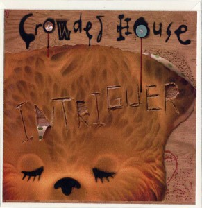 Intriguer (UK Promo CD-R)