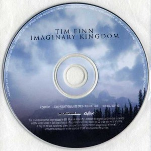 Imaginary Kingdom (Australia Promo CD)