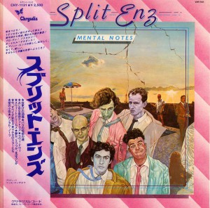 Mental Notes Japan LP