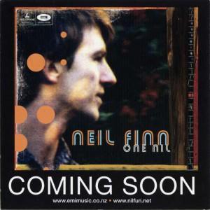 One Nil (New Zealand Promo Display)