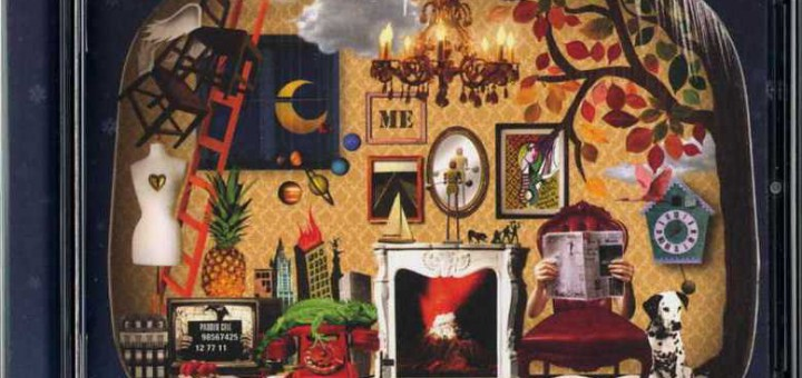 The Very Very Best Of Crowded House (Europe CD + DVD)