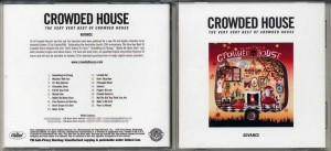 The Very Very Best Of Crowded House (USA Promo CD-R)