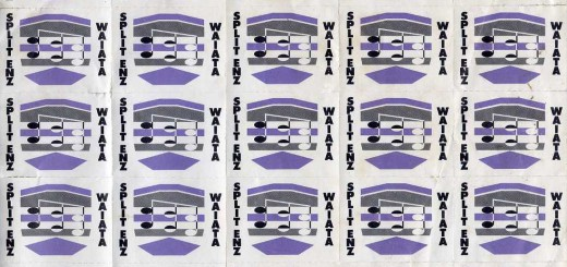 Waiata (USA Promotional Stamp Sheet)