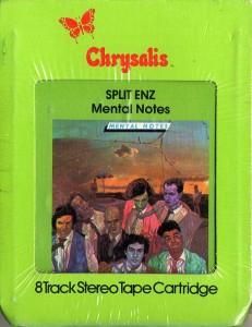 Mental Notes (USA 8 Track Cartridge)
