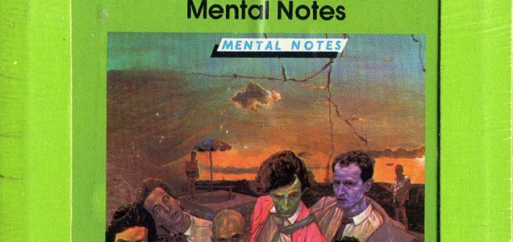 Mental Notes (USA 8 Track Cartridge)