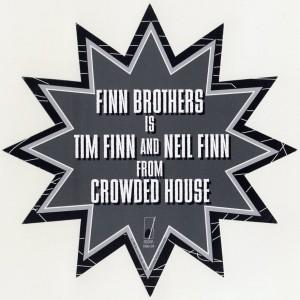Finn Brothers (USA Promo Display)