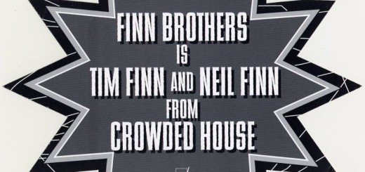 Finn Brothers (USA Promo Display)