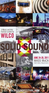 Solid Sound Festival 2011 (USA Promo Flyer)