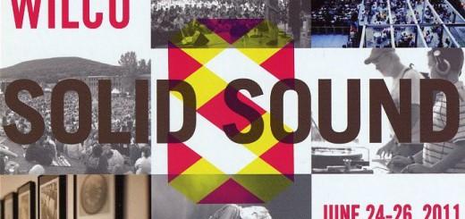 Solid Sound Festival 2011 (USA Promo Flyer)