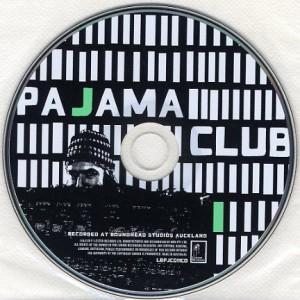 Pajama Club (Australia CD)