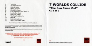 The Sun Came Out (UK Promo 2CD-R)