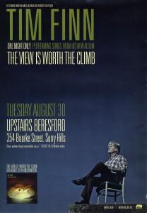 Surry Hills 2011 (Australia Tour Poster)