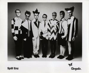 Split Enz (USA Press Photo)