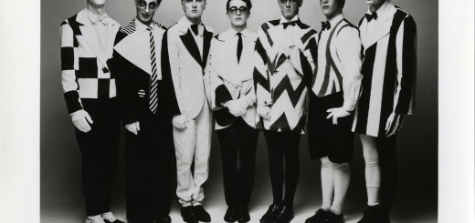 Split Enz (USA Promo Photo)