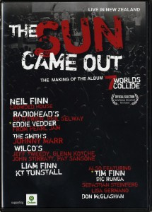 The Sun Came Out: The Making Of The Album 7 Worlds Collide (USA DVD)