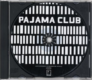 Pajama Club (USA Promo CD)