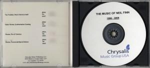 The Music Of Neil Finn & The Finn Brothers 1995 - 2005 (USA Promo CD-R)