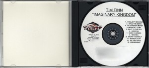 Imaginary Kingdom (USA Promo CD-R)