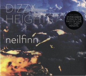 Dizzy Heights (Australia CD)
