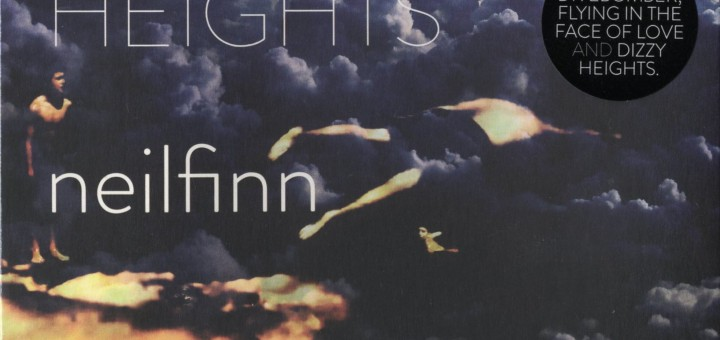 Dizzy Heights (Australia CD)