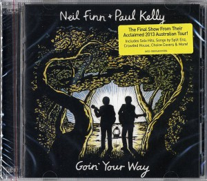 Goin' Your Way (USA CD)