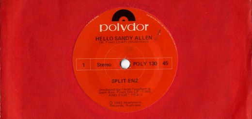 "Hello Sandy Allen (New Zealand 7"")"