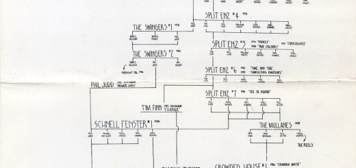 Schnell Fenster Family Tree (USA Promo Sheet)