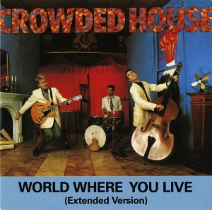 World Where You Live (UK CD)