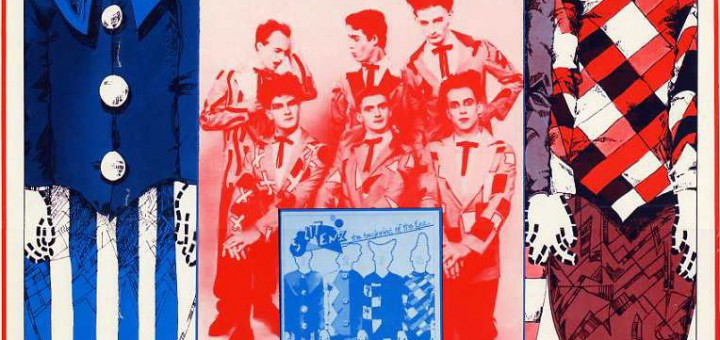 The Beginning Of The Enz (Australia Promo Poster)