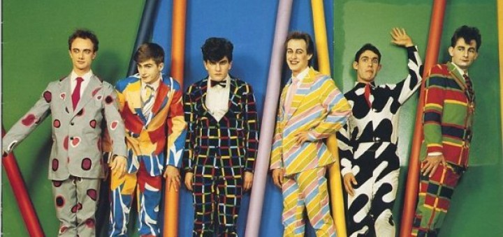 History Never Repeats: The Best Of Split Enz (Australia LP)